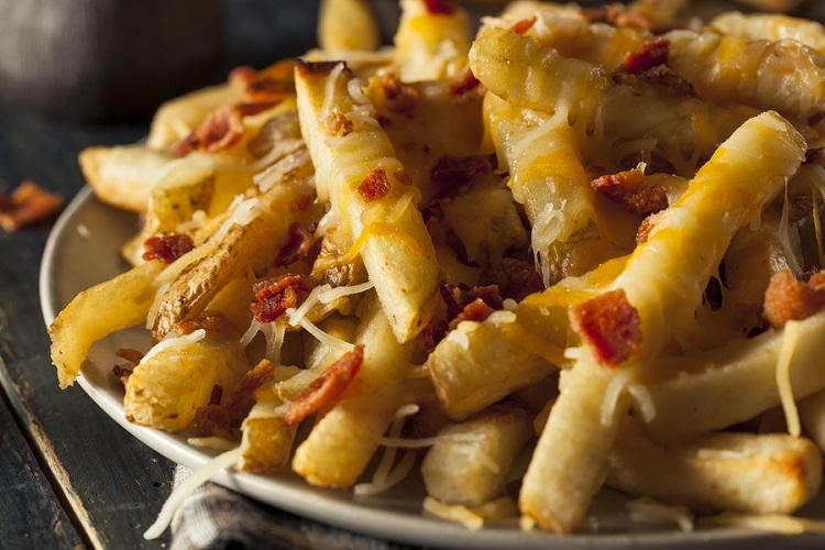 Seasoned Turnip Fries
